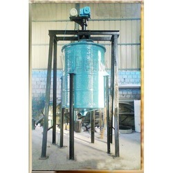 Reaction Vessel PP/FRP 6 KL