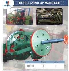 core laying up machines