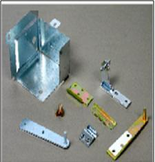 Sheet Metal Parts for TV / LCD / LED
