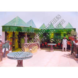 Commercial Fibreglass Structures