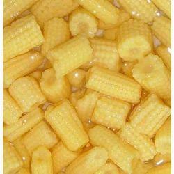 Cut Baby Corn