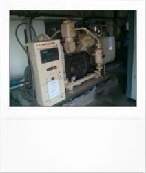 4000 PSI Compressor