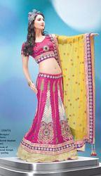 Majestic Designer Lehenga Saree