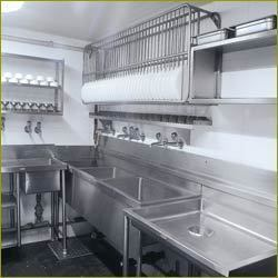 Washing Sink Unit