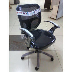 Matrix Mesh Revolving Chairs