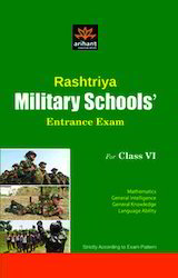 Rashtriya Military Schools Entrance Exam For Class VI