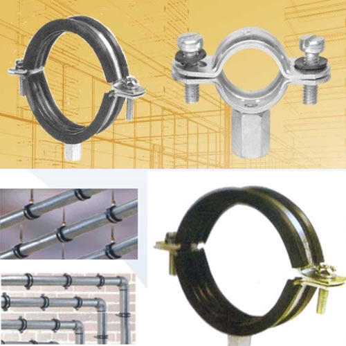U Clamp Pipe Support Anchor Fastener...