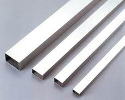 Stainless Steel Square Pipe 317L