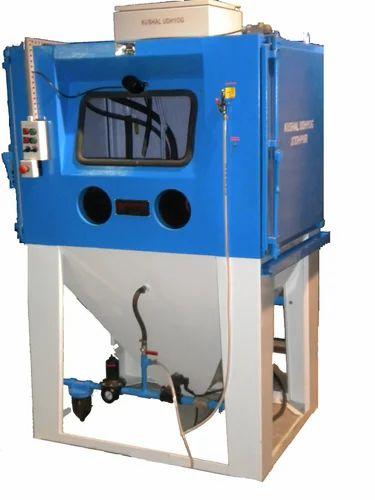 Air Operated Type Blasting Machines Manufacturer from Jodhpur