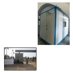 Security Cabins for Apartments