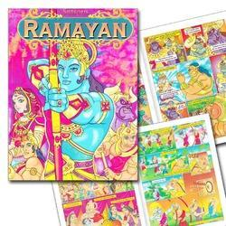 Seasons Ramayan Story Book