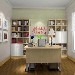 Study Room Interior in India