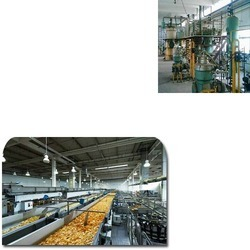 Edible Oil Plant for Food Industry