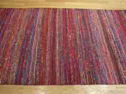 Sari Silk Textiles For Home Decorative