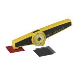 elektrophysik mikrotest 5 6 coating thickness gauge