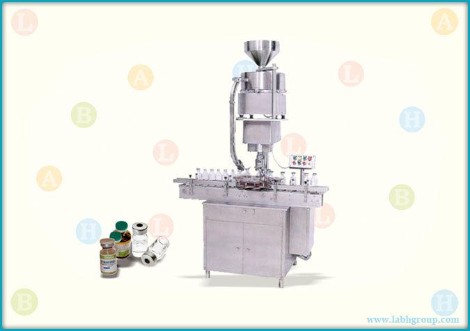 Automatic Vial Cap Sealing Equipment