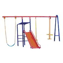 FRP Kids Swings and Slides