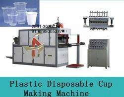 Disposable Plastic Cup and Glass Making Machine