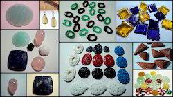 carving gemstones