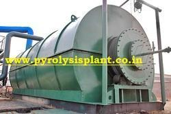 Waste Tire to Oil Plant