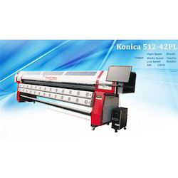Outdoor Solvent Printer