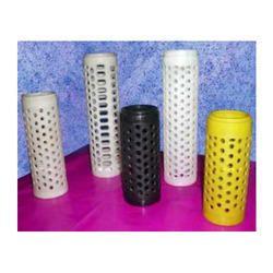 Plastic Perforated Tubes
