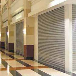 Manual Operated Roll Up Shutter