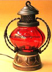 Colored Red Lantern