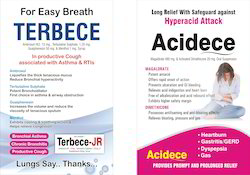 Magaldrate Activated Oral Acidece Syrup