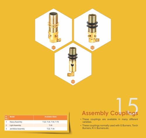 Assembly Couplings