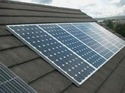 Pitched Roof Solar Mounting Structure