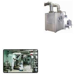 Auto Coater Machine for Chemical Industry