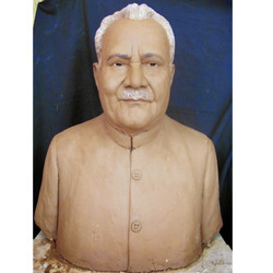 Male Marble Bust Statue