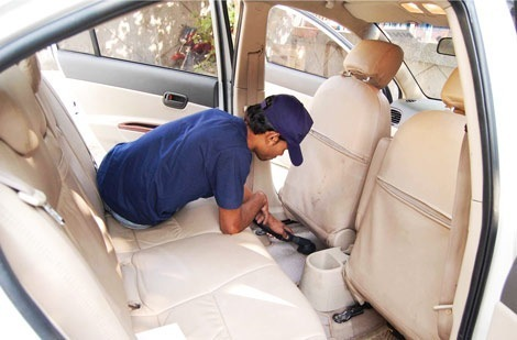 Ideas on Cleaning Car Interiors
