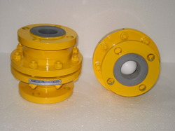PFA Lined Ball Check Valves