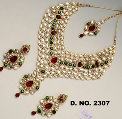 Bridal Wedding Jewellery Set