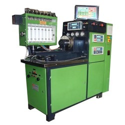 computerized multipurpose c r injector pump test bench