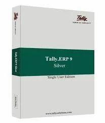 Tally ERP 9.0 Silver Single User