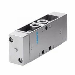 festo double air pilot valve