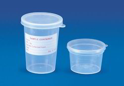 sample container press fit type