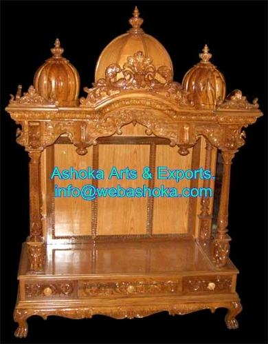 Buy Wooden Boxes Online India Wall Mounted Wooden Drying Rack For Clothes Wooden Temple