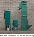 Bucket Elevator for Grain Industry