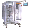 Automatic Advance Intermittent Motion Vertical Pouch Packing Machine with  Filler