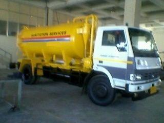 Sewer Suction Vacuum Machine Suction Machine Sewer