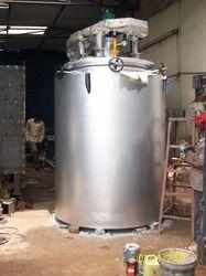 Pit Type Hardening Furnace