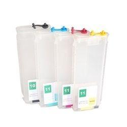 Refillable Cartridge for HP Designjet 700/ 100/ 110