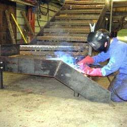 Architectural Stainless Steel Fabrication Service