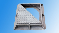 Heavy Duty CI Manhole Cover