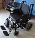 Seat Updown Power Wheelchair