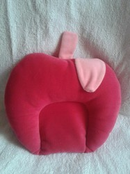 baby pillow apple shape